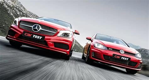 volkswagen merced mercedes a 250 vs vw gti by car magazine south africa