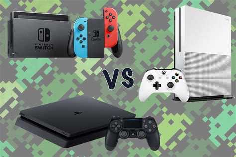 better xbox one or ps4 ps4 vs xbox one which is best in 2017 gamesradar autos post