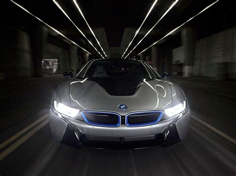 bmw headlights at night top 10 most aerodynamic cars autobytel com