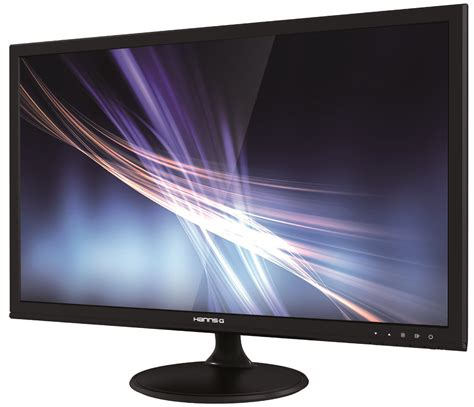 Monitor Led Hd hanns g presenta su nuevo monitor hd led hl245dbb