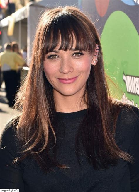 Hairstyles For Growing Out Bangs by 15 Inspirations Of Hairstyles Growing Out Bangs