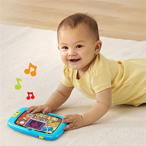vtech light up baby touch tablet vtech light up baby touch tablet blue exclusive