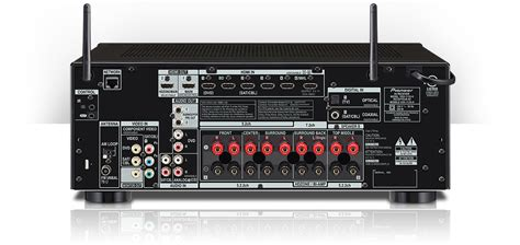 pioneer a v receivers pioneer electronics usa