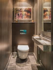 Modern Guest Bathroom Ideas Photos Et Id 233 Es D 233 Co De Wc Et Toilettes Contemporains