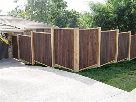 decorate wood fence panels home depot privacy wood fence