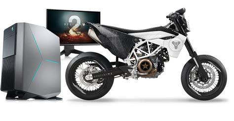 Husqvarna Motorrad Destiny by Destiny 2 Schmelztiegel Herausforderung In Zusammenarbeit