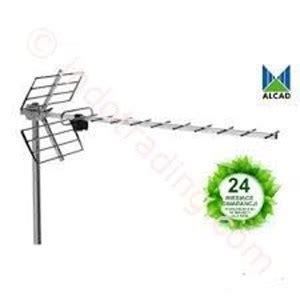 Paket Antena Tv Digital Pasang Kebayoran jual paket antena tv digital alcad spain harga murah jakarta oleh golden mitra