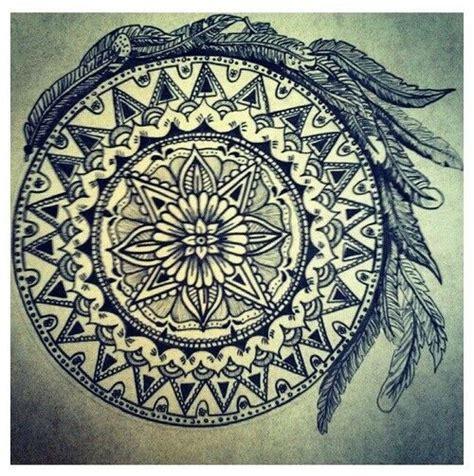 tattoo mandala dreamcatcher mandala dreamcatcher mandala tattoos pinterest
