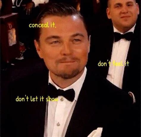 Poor Leo Meme - the internet has a lot of emotions about leonardo dicaprio not winning an oscar
