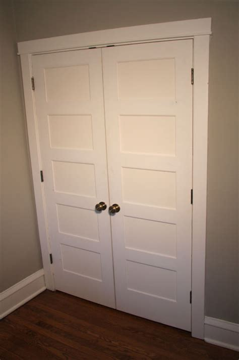 Wardrobe Door Mouldings by Closet Doors Trim And Shelving 171 Edgewater Woodwork