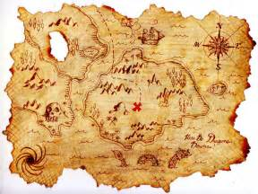 treasure maps 4 real treasures you could still find