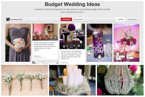 low budget wedding ideas uk 87 inspiring wedding boards you should be following