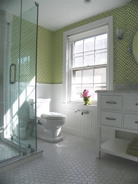 Green And Gray Bathroom Ideas - s bathoom vintage style traditional bathroom philadelphia by amy cuker mba leed ap