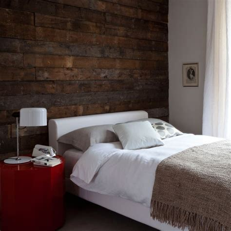 wood wall bedroom wooden clad bedroom bedroom idea housetohome co uk
