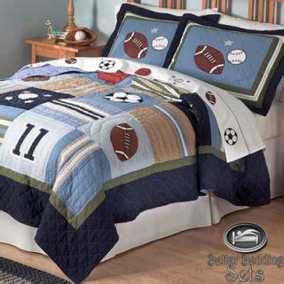 football field comforter sports football field soccer boys blue twin full queen
