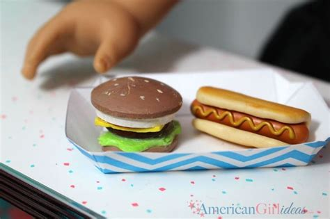How To Make Doll Food Out Of Paper - 1000 ideas about food trays on bridal shower