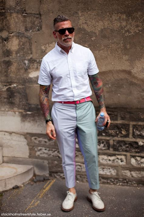 tucking in short sleeve woven shirts ok styleforum