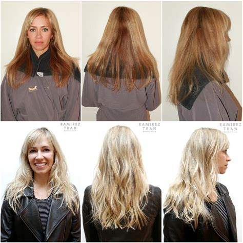 before and after layered haircuts 1000 images about before and after on pinterest silver