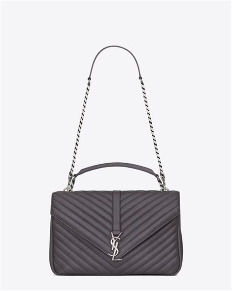 saint laurent classic large college monogram saint laurent