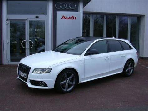 Audi A4 Avant Wei S Line by 4476431 Bilder A4 Avant S Line Weiss Optikpaket