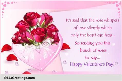 123 greetings valentines day s day gifts cards free s day gifts