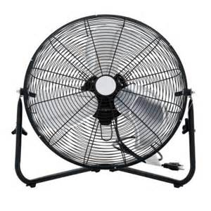 home depot fan 20 in high velocity floor fan sfc1 500b the home depot