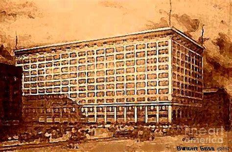 gimbel s department store in new york city in 1920