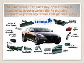 buy suzuki car parts
