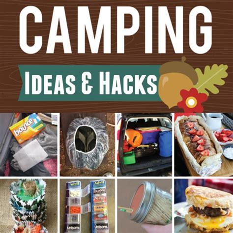 idea hacks 101 more genius cing ideas