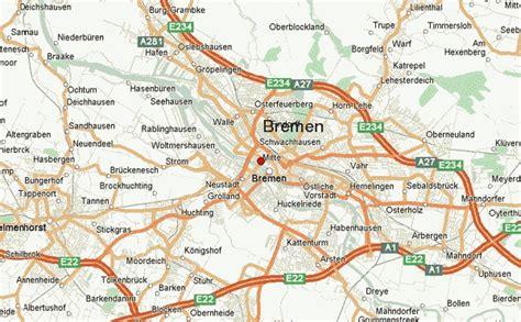 germany bremen map bremen location guide