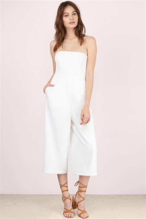 Plain Wide Leg Jumper wide leg jumpsuits si pant