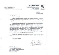 Donation In Symbiosis Mba by 1000 Images About Document Letters On Letters
