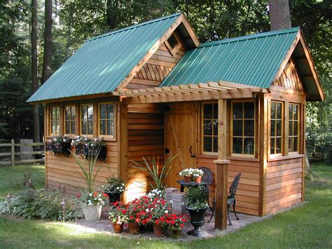 cool backyard sheds interesting garden shed designs cool shed design