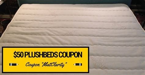 Mattress Coupon by Plushbeds Coupon