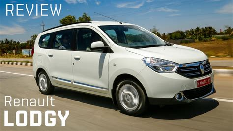renault lodgy modified renault lodgy rxz diesel review zigwheels