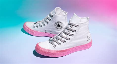 Harga Converse X Miley Cyrus converse x miley cyrus collab singapore release may 3