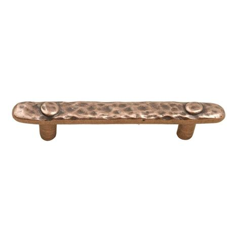 Laurey Drawer Pulls by Laurey 3 In Antique Copper Pull 37707 The Home Depot