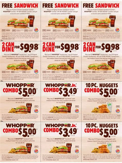 free printable grocery coupons september 2015 printable coupons burger king coupons