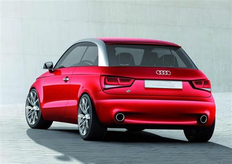 Audi A1 2007 by 2007 Audi A1 Metroproject Quattro Concept Review Top Speed