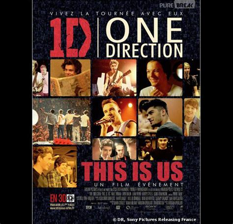 film dokumenter one direction one direction une projection de this is us se transforme