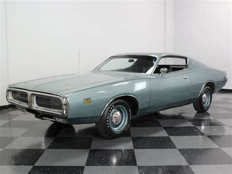 1971 dodge charger black gunmetal gray 1971 dodge charger se for sale mcg marketplace