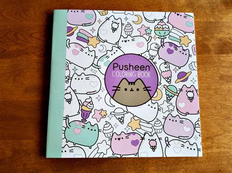 Pusheen Coloring Book Giveaway