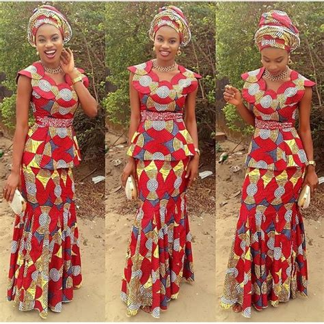 Weddingdigest Styles | ankara styles archives wedding digest naijawedding