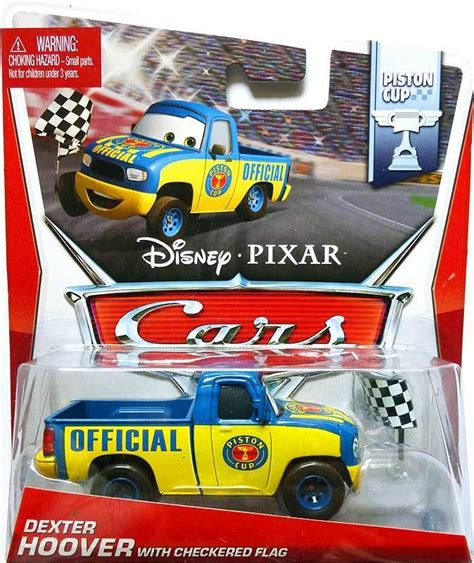 Diecast The World Of Cars Kualitas Bagus disney pixar cars world of cars hoover checkered flag piston cup diecast ebay