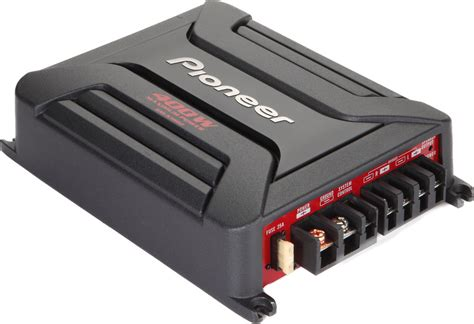 Small 2 Channel Home Pioneer Gm A3602 2 Channel Car Lifier 60 Watts Rms X