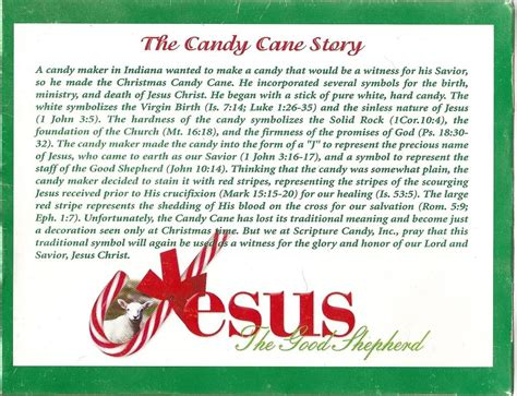 candy cane bible legend candy cane legend
