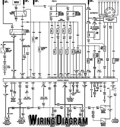 wiring diagram free wiring diagram automotive sle w1