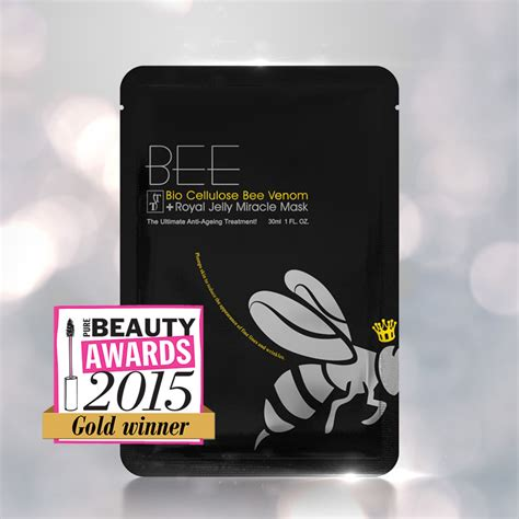 Tt Bio Cellulose Bee Venom Royal Jelly Miracle Mask Europe Quality bio cellulose bee venom royal jelly miracle mask