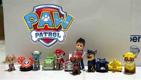 Mainan Figure Pas Patrol Set jual paw patrol figure set gmzz777 hobbies toys