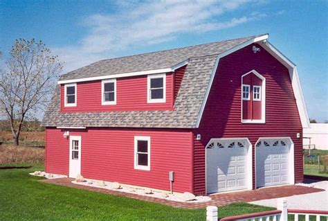 gambrel style roof barn style home with gambrel roof and large shed dormer